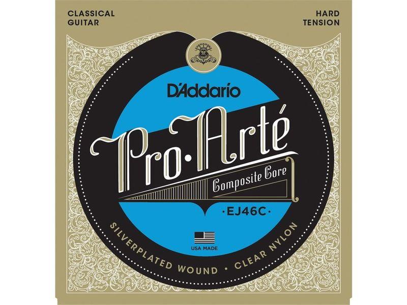Купить D'addario EJ-46C Струны для классической гитары