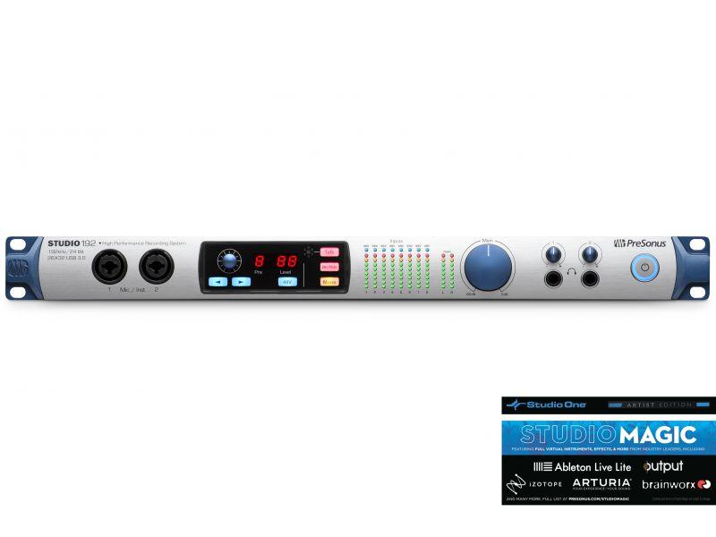 Купить PreSonus Studio 192 Звуковая карта
