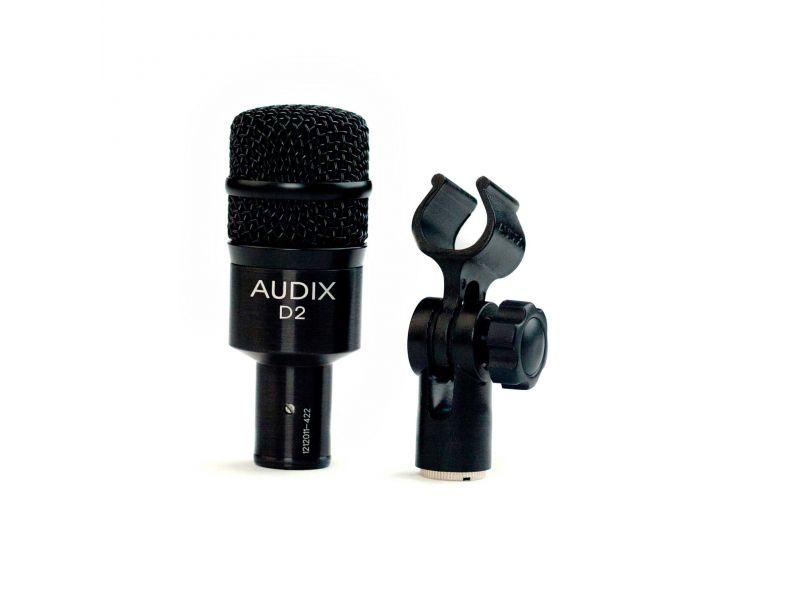 Купить AUDIX D2 Микрофон инструментальный