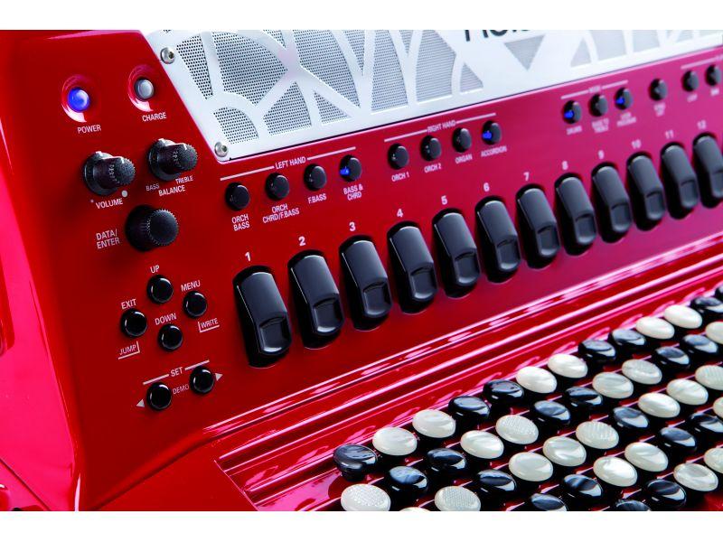 Купить Roland FR-8XB BK Цифровой баян