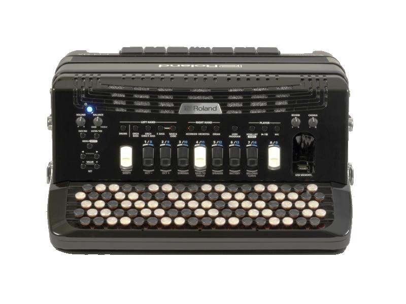 Купить Roland FR-4XB BK Цифровой баян