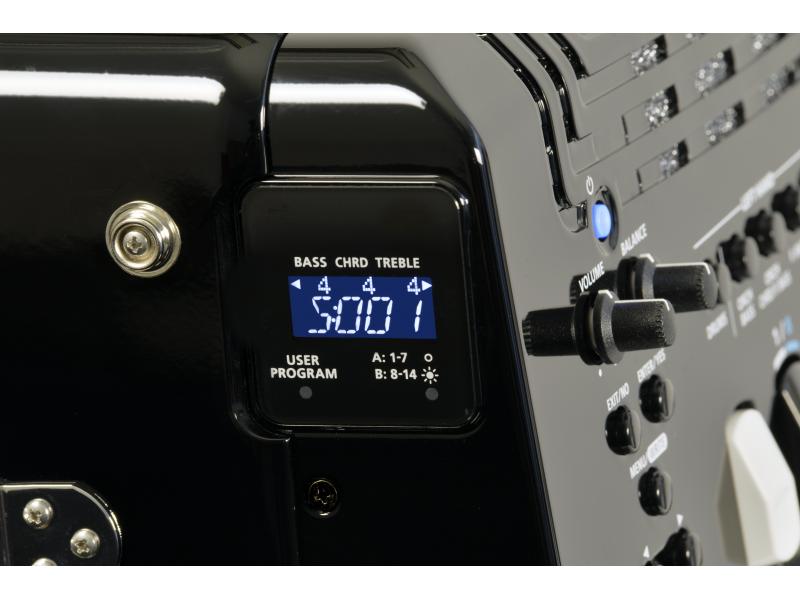 Купить Roland FR-4X BK Цифровой аккордеон