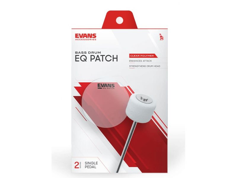 Купить Evans EQPC1 Наклейка на пластик