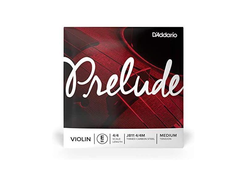 Купить D'addario J811 4/4 M Струна для скрипки