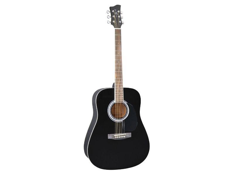 Купить Jay Turser JJ45-BK Гитара акустическая
