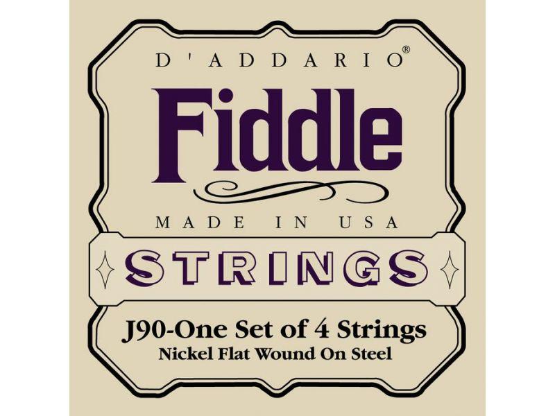 Купить D'addario J90 Струны для скрипки