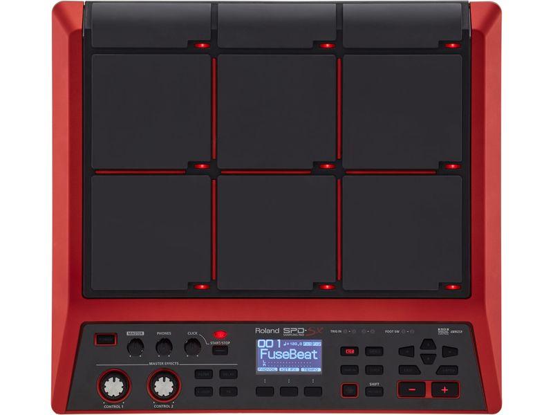 Купить Roland SPD-SX Special Edition Перкуссионный модуль