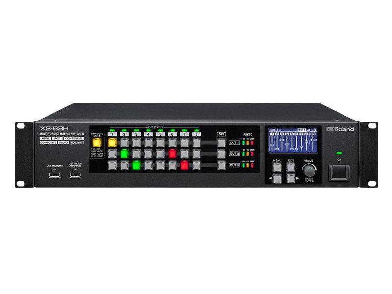 Купить Roland XS-83H AV-матрица