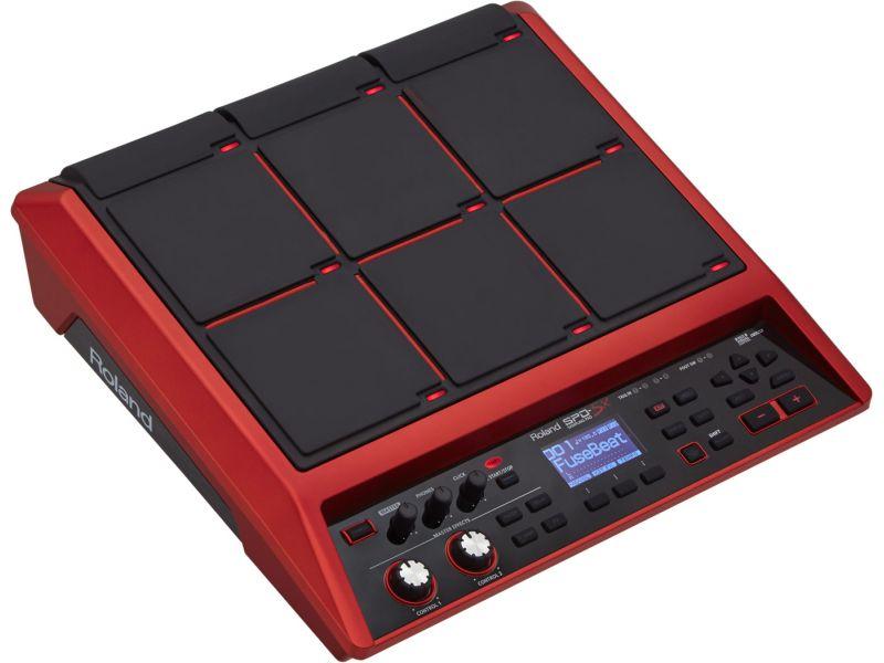 Купить Roland SPD-SX Special Edition Перкуссионный семплер