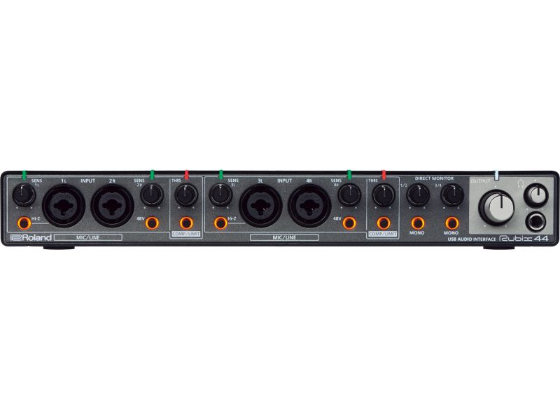 Купить Roland Rubix44 Звуковая карта USB