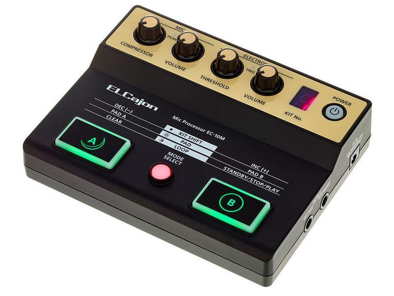 Купить Roland EC-10M Процессор для кахона