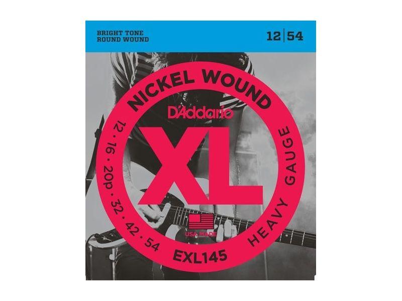 Купить D'addario EXL-145 Струны для электрогитары