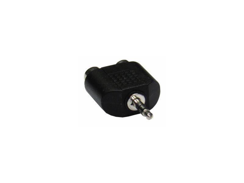 Купить Schulz Kabel S61 Переходник 2 RCA -1 jack stereo 3,5 mm