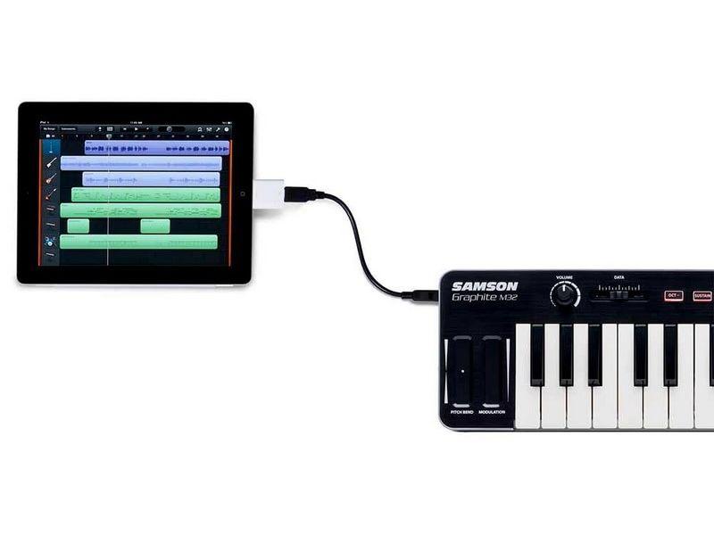 Купить Samson SAKGRM32 Миди-клавиатура