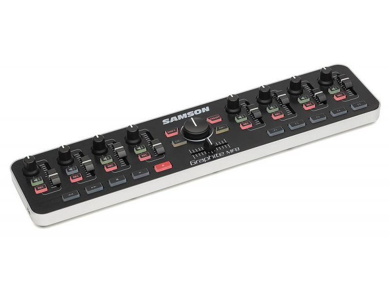 Купить Samson SAKGRMF8 Миди-контроллер