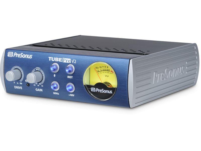 Купить PreSonus TubePRE V2 Предусилитель микрофонный