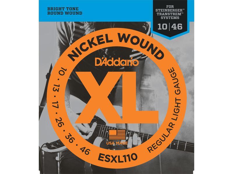 Купить D'addario ESXL-110 Струны для электрогитары