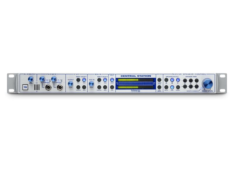 Купить PreSonus Central Station Plus Контроллер мониторный