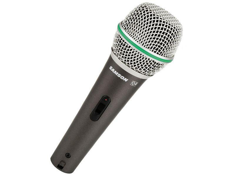 Купить Samson Q4CL Микрофон вокальный