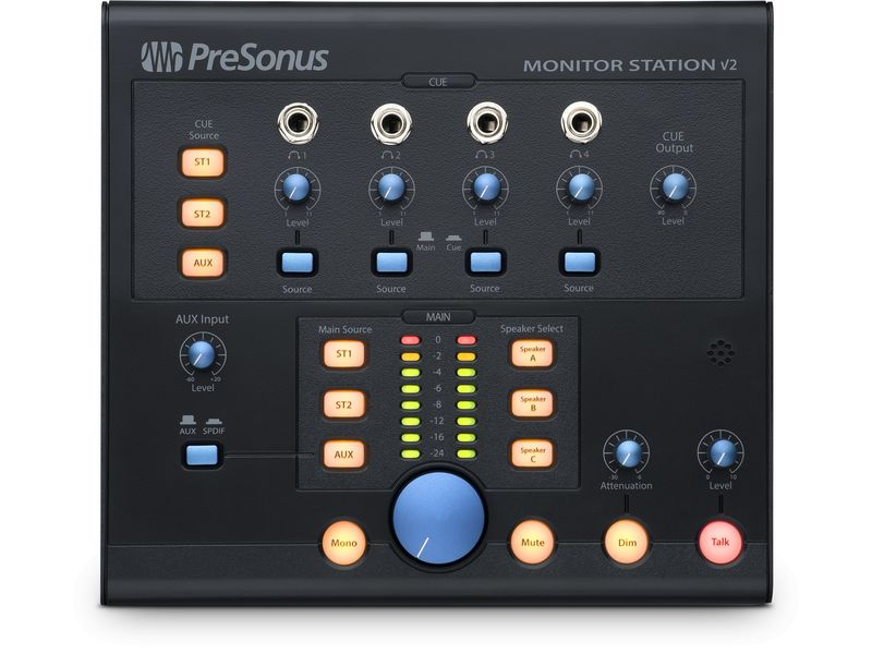 Купить PreSonus Monitor Station V2 Контроллер мониторный