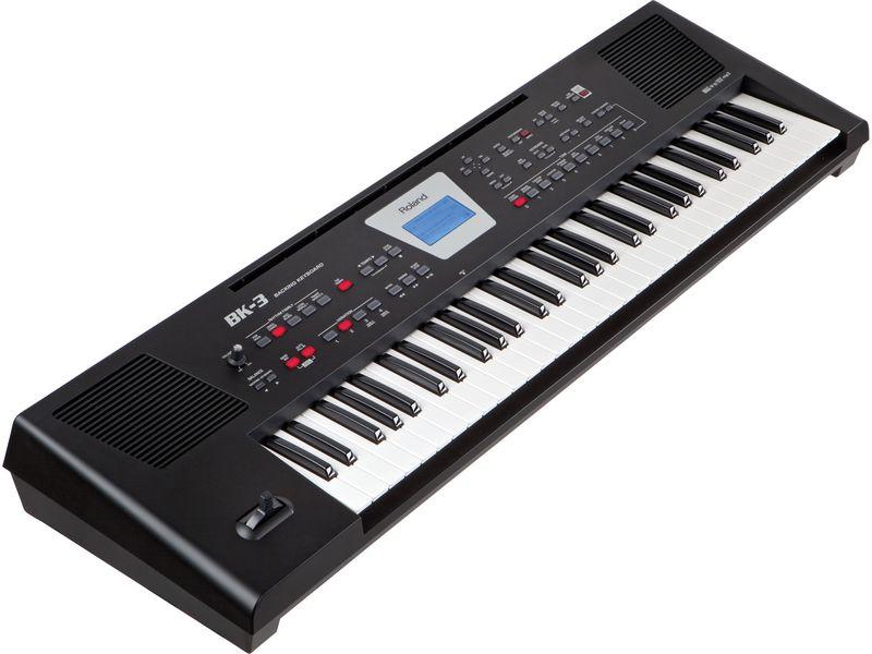 Купить Roland BK-3-BK Синтезатор