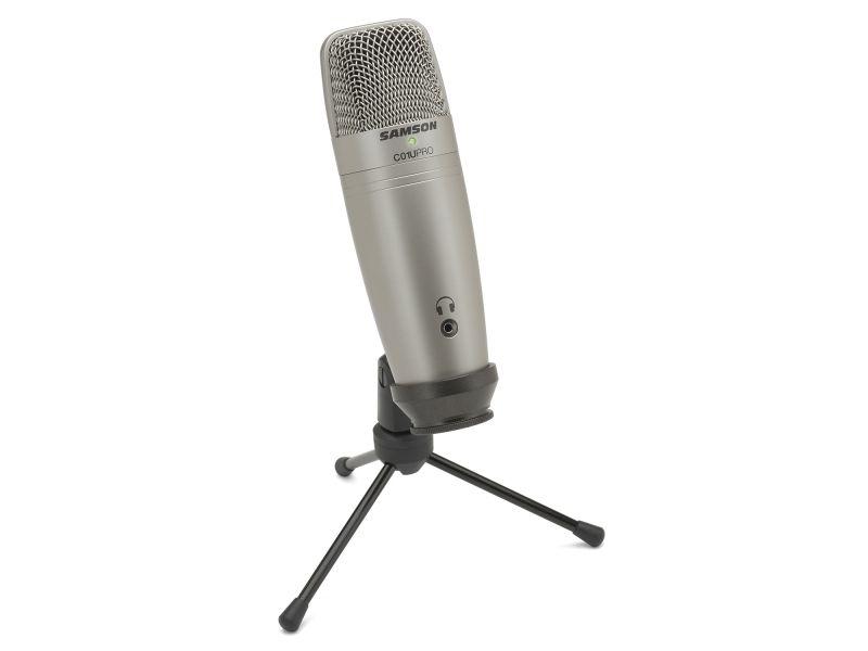 Купить Samson C01UPRO Микрофон студийный USB