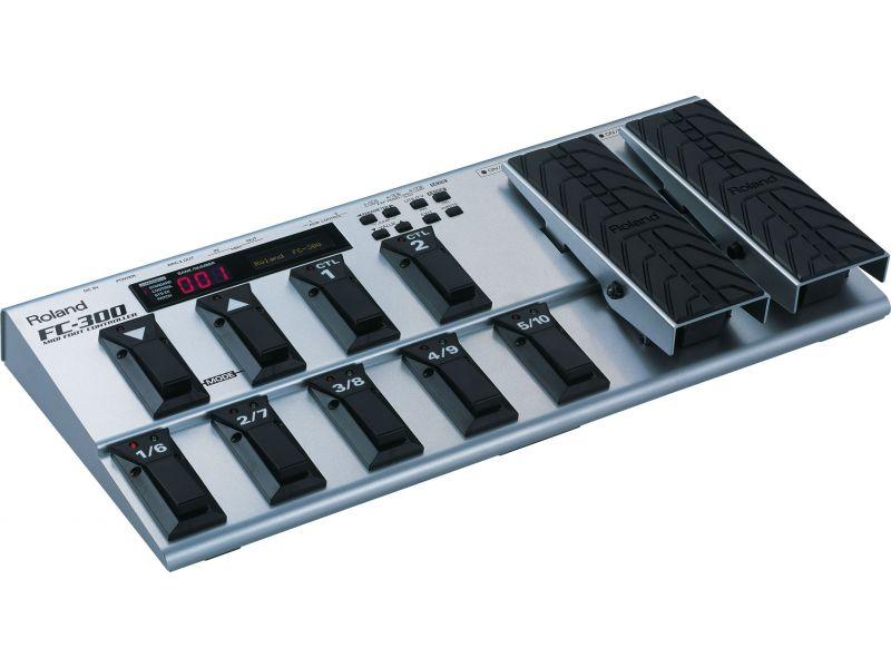 Купить Roland FC-300 Миди-контроллер напольный