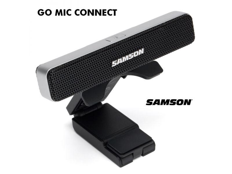 Купить Samson GO MIC Connect (Gomicarr) Микрофон USB