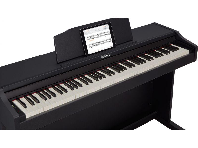 Купить Roland RP-102-BK Цифровое фортепиано