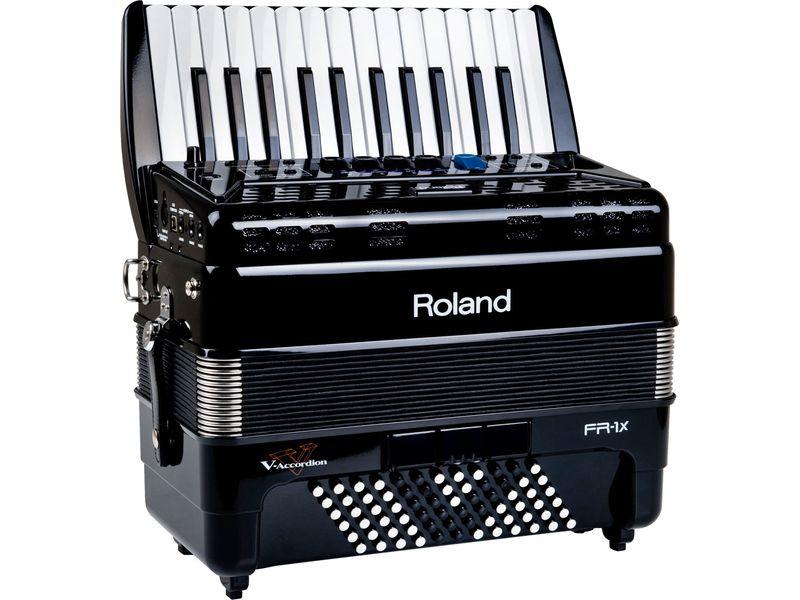 Купить Roland FR-1X BK Цифровой аккордеон