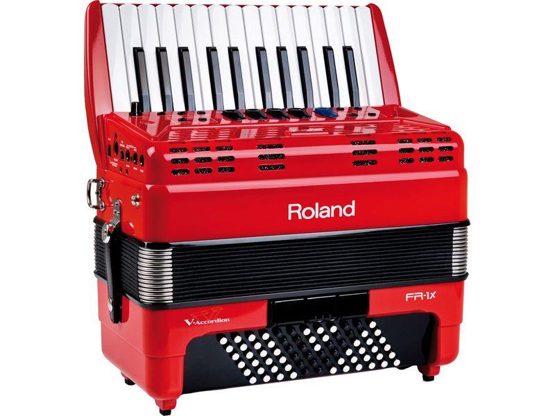 Купить Roland FR-1X RD Цифровой аккордеон