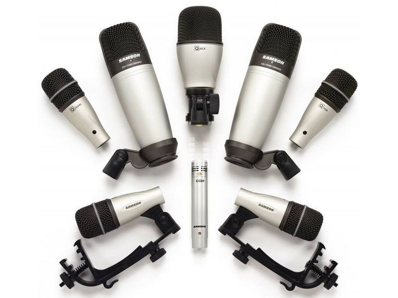 Купить Samson DK7 Комплект микрофонов для ударной