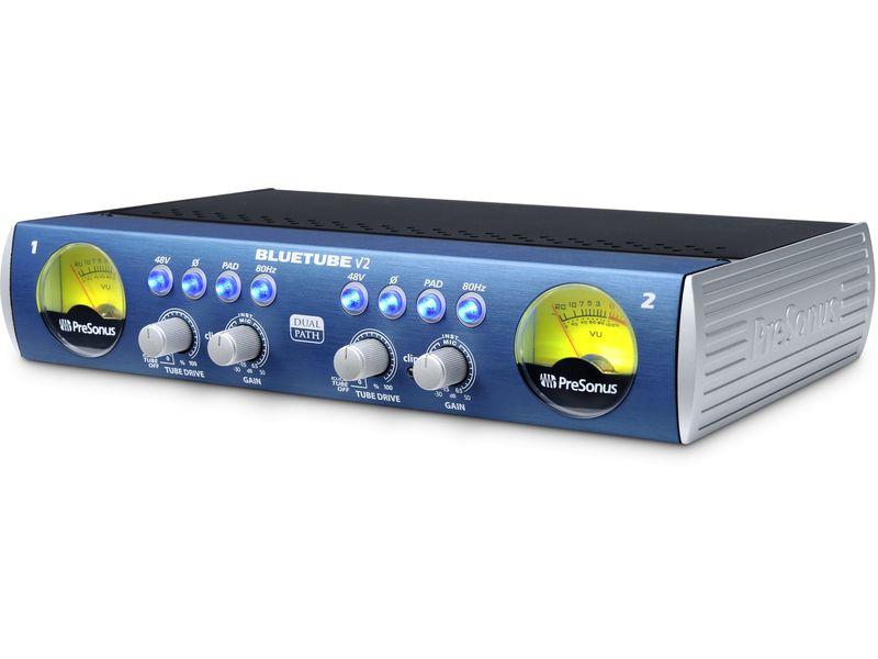 Купить PreSonus Blue Tube DP V2 Предусилитель микрофонный