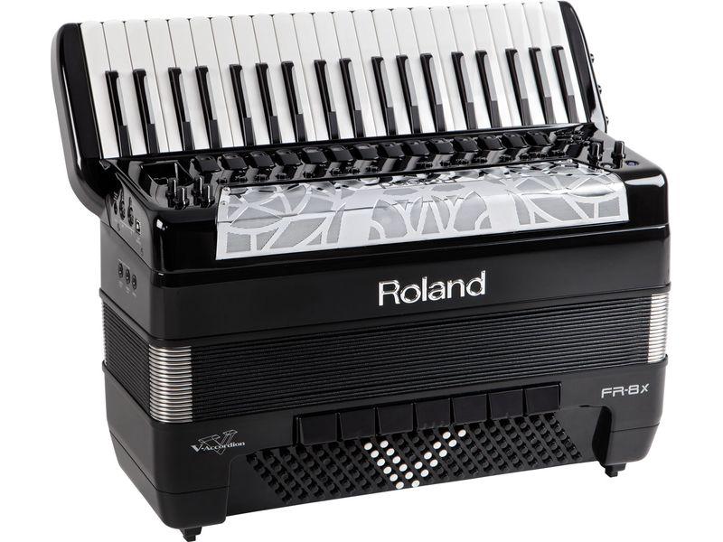 Купить Roland FR-8X BK Цифровой аккордеон