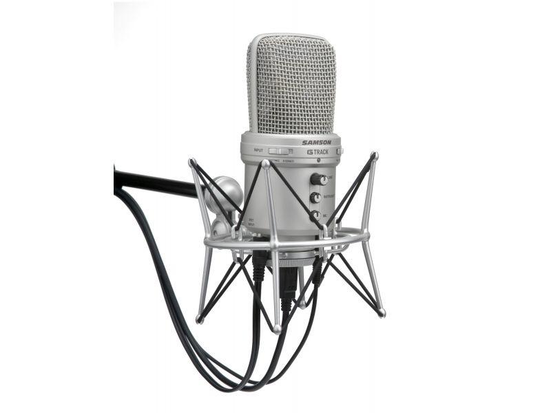 Купить Samson GM1U Микрофон студийный USB