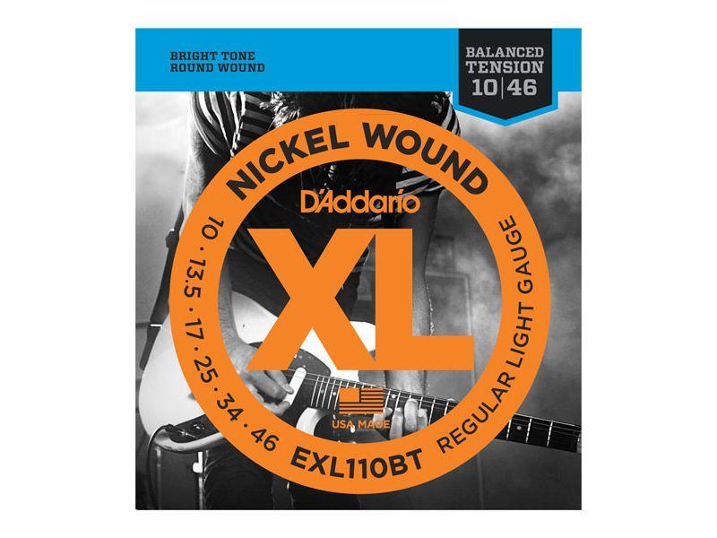 Купить D'addario EXL-110BT Струны для электрогитары