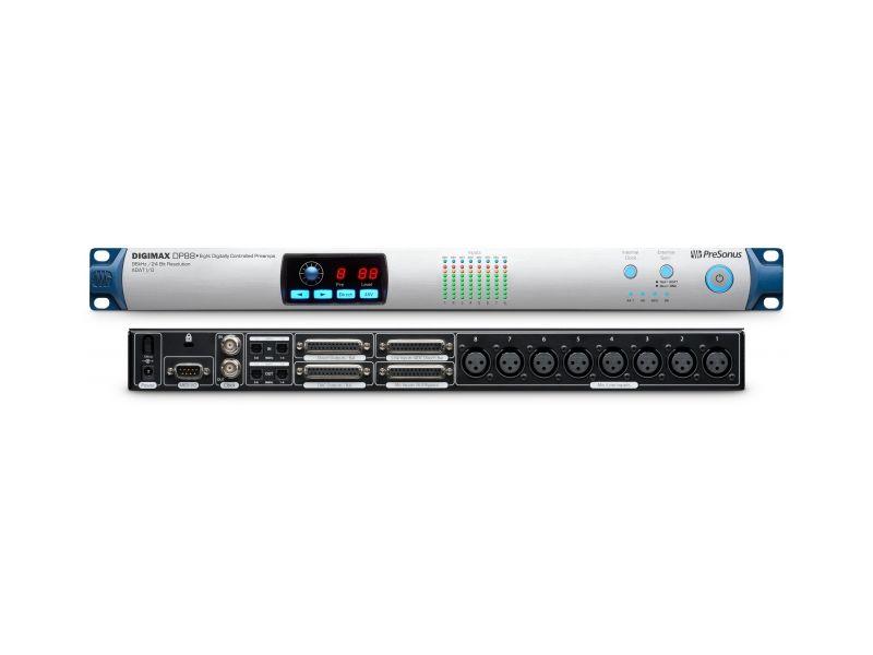 Купить PreSonus DigiMax DP88 Предусилитель микрофонный