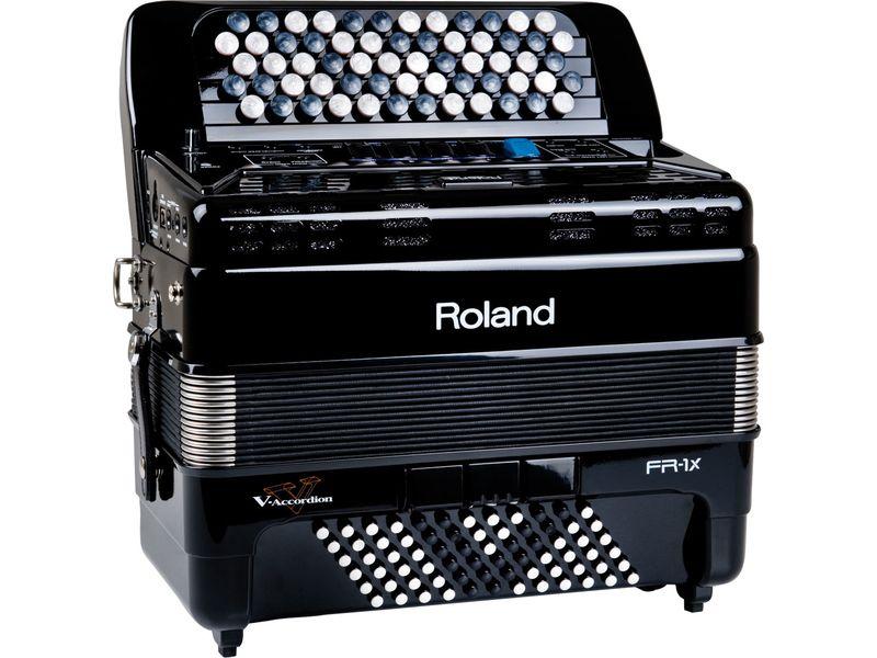 Купить Roland FR-1XB BK Цифровой баян