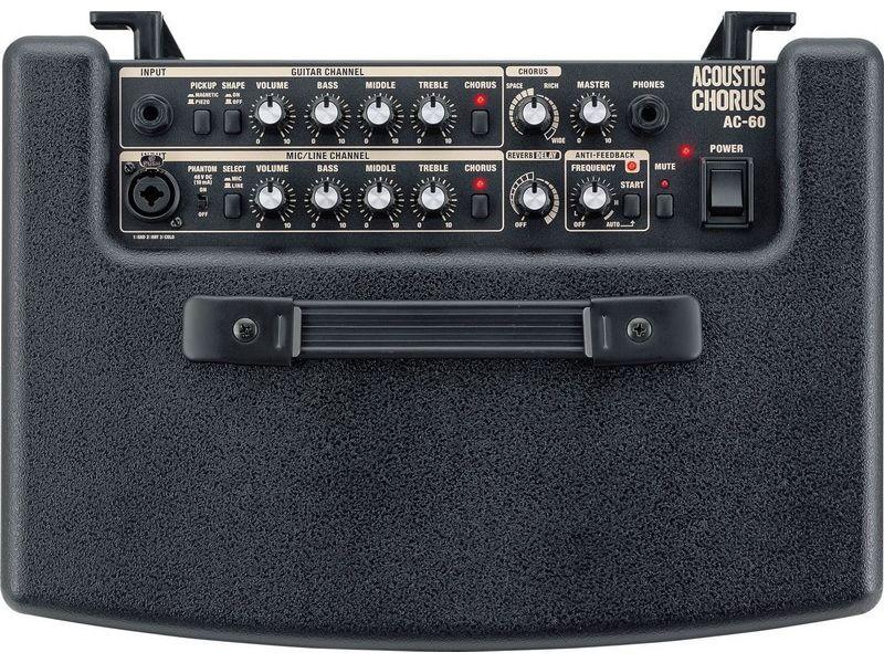 Купить Roland AC-60 Комбоусилитель гитарный
