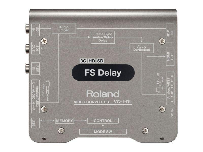 Купить Roland VC-1 DL Видеоконвертер