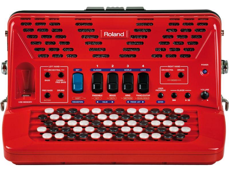 Купить Roland FR-1XB RD Цифровой баян