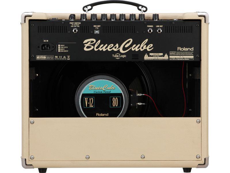 Купить Roland BLUES CUBE STAGE Комбоусилитель гитарный