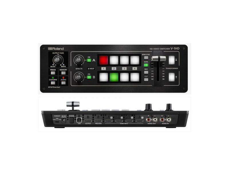 Купить Roland V-1HD Видеомикшер высокого разрешения