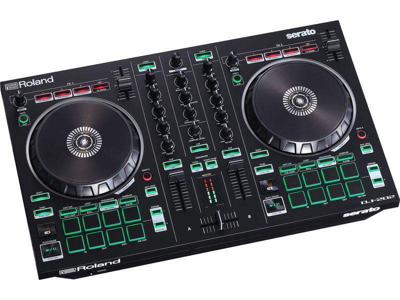 Купить Roland DJ-202 Контроллер DJ