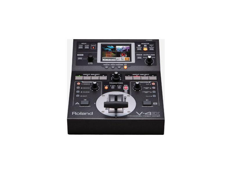 Купить Roland V-4EX Видеомикшер
