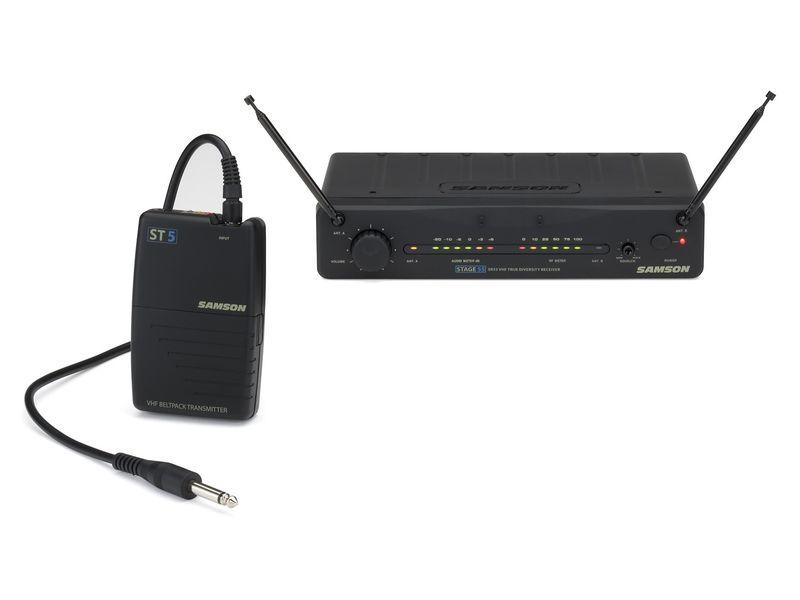 Купить Samson SW55VSGTE-07 Радиосистема инструментальная