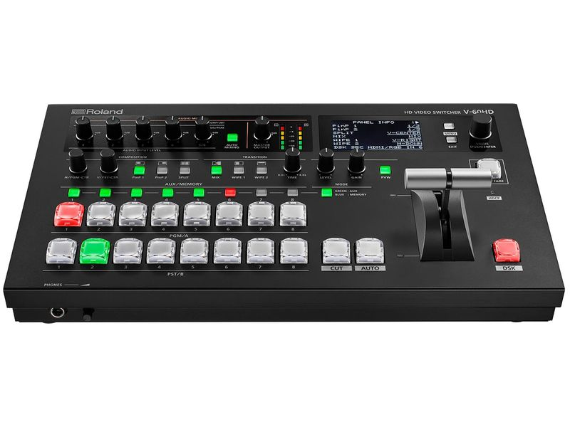 Купить Roland V-60HD Видеомикшер
