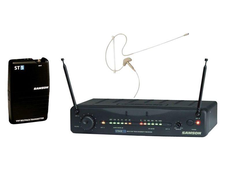 Купить Samson SW55VSCSE-00 Радиосистема вокальная с головной гарнитурой