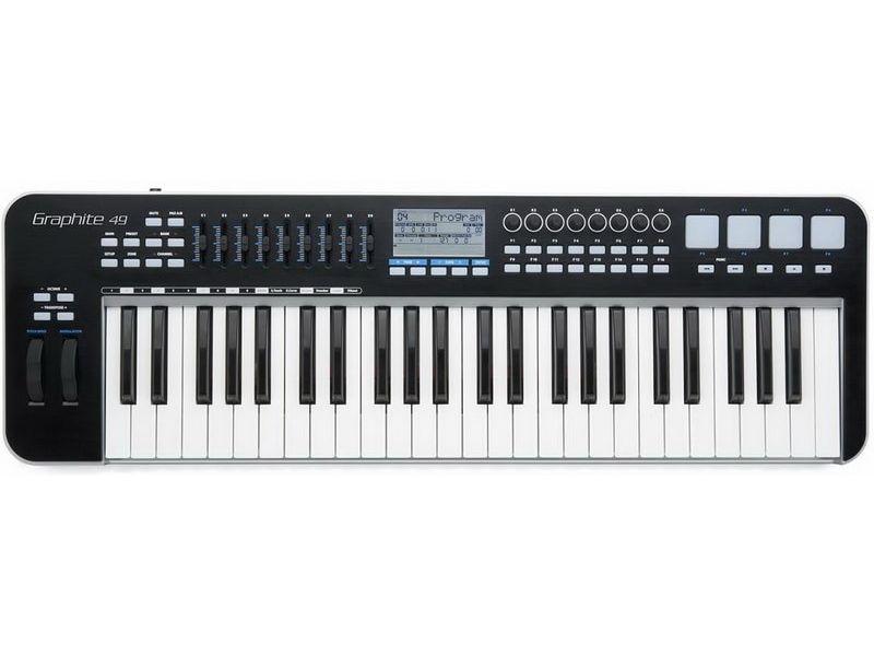 Купить Samson SAKGR49 Миди-клавиатура