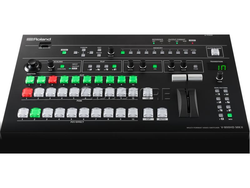 Купить Roland V-800HD MKII Видеомикшер мультиформатный